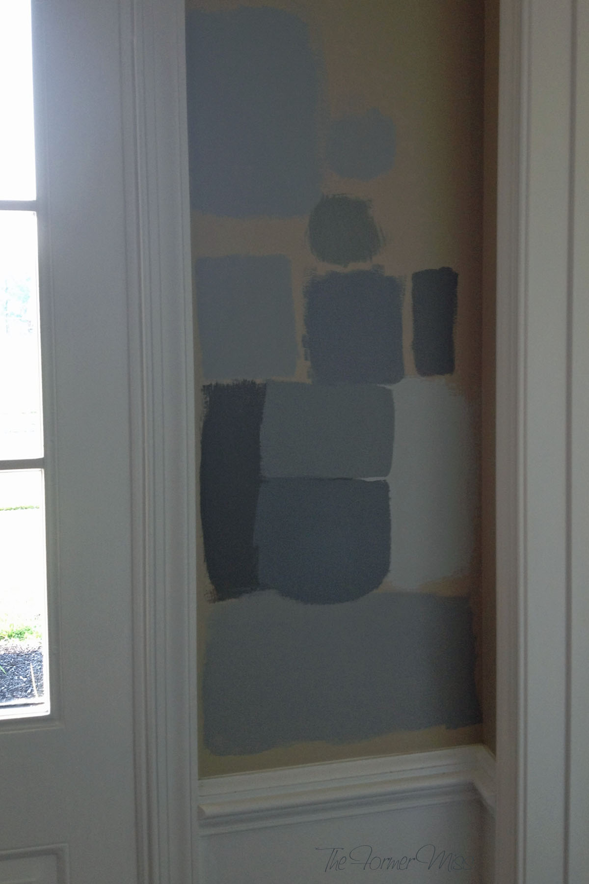 SherwinWilliams Paint Shades of Grey 1200 x 1800